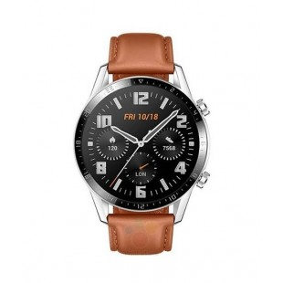 Huawei Watch GT 2 Leather Smartwatch Brown price in Pakistan