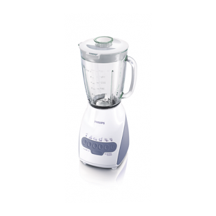 Philips Blender 600W,2 L glass jar, Multi mill, 5 speed and pulse (HR2116/01) price in Pakistan