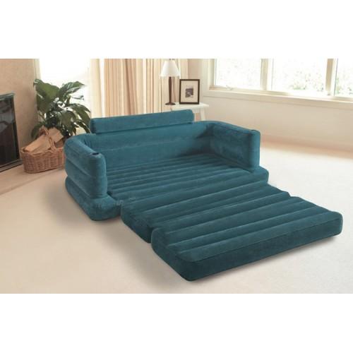Intex 68566 E Modern Air Sofa Cum Bed Price In Pakistan Intex In