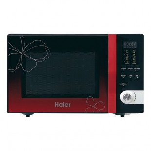 Haier 32 Ltr Red Ribbon Series Microwave Oven HMN-32100EGB Black price in Pakistan