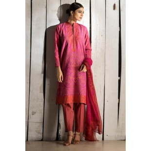 H14581A (PINK) By Khaadi price in Pakistan