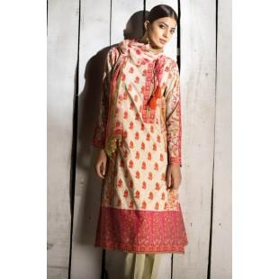 H14583B (BEIGE) By Khaadi price in Pakistan