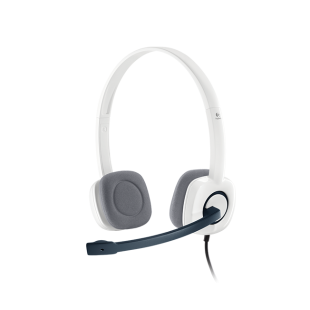 Logitech Stereo Headset H150 - White price in Pakistan