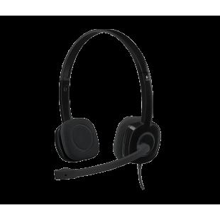 Logitech Stereo Headset H151 - Black price in Pakistan