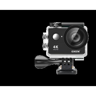EKEN H9R Sports Action Camera 4K Ultra HD 2.4G Remote WiFi 170 Degree Wide Angle - Black price in Pakistan