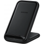 Samsung 15W Wireless Charger Stand Black EP-N5200TBEGGB