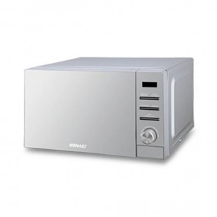 Homage Microwave Oven With Grill 20ltr White HDG-2016W price in Pakistan