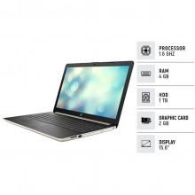 "HP 15.6"" Core i5 10th Gen 4GB 1TB Geforce MX110 Notebook Silver (15-DA2007TU) - Official Warranty"