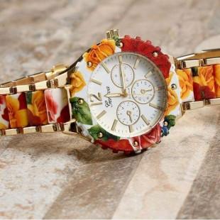 Geneva Ladies Watch  - 01 price in Pakistan