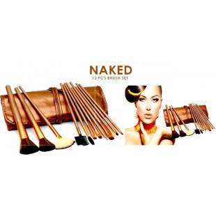 Naked 12PCS Brush Set price in Pakistan