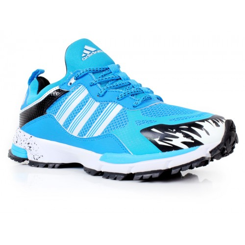 Adidas Fluton Blue Sport Shoes SYB 844 price in Pakistan at