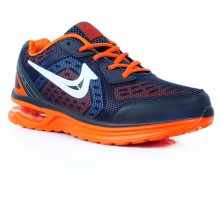 6381c488c9de1 Air Max Blaze Orange Sport Shoes SYB-867