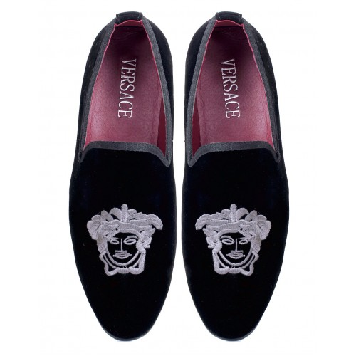 d6a45976261 Versace Emboridery Casual Loafers SYB-875 price in Pakistan
