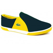 e1171dfb1c93 Lacoste Yellow Casual Shoes SYB-1004