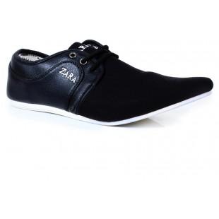 86eef174 Zara Men Black Casual Shoes SYB-1123 price in Pakistan at Symbios.PK