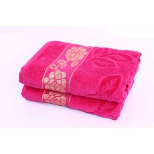 "Standard Collection27"" x 54 & 20"" x 40"" Towel TJRG012 price in Pakistan"