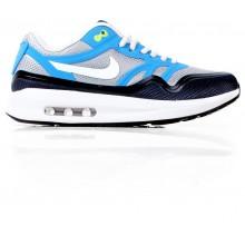 78dfc07da77 Nike Air Max Blue   Grey Sports Shoes SYB-1218