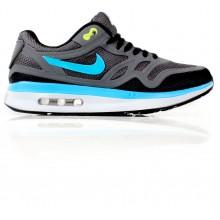 62268d79c97 Nike Air Max Blue   Dark Grey Sports Shoes SYB-1219
