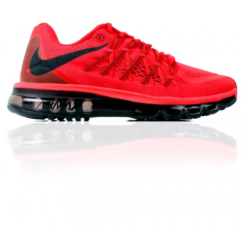 hot sale online 5c804 77187 Nike Air Max Red Sports Shoes SYB-1217