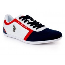 97286d19f19 U.S Polo White Casual Shoes SYB-728
