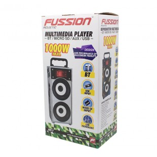 Fussion Acoustic Multimedia Player (1000W) price in Pakistan