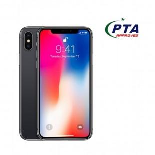 IPhone X 256 GB Grey Slightly Used price in Pakistan