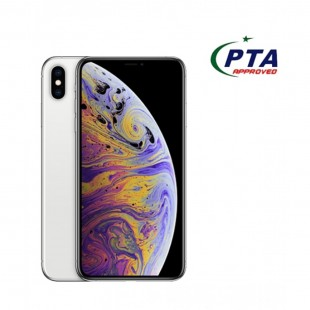 IPhone XS MAX 64 GB Silver Official Warranty price in Pakistan