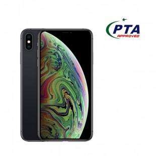 IPhone XS MAX 64 GB Grey (PTA Approved) price in Pakistan