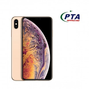 IPhone XS MAX 64 GB Gold (PTA Approved) price in Pakistan