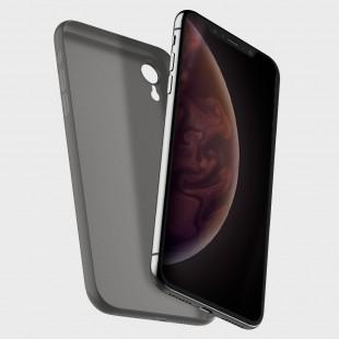 iPhone XR Case Air Skin Black by Spigen 064CS24870 price in Pakistan
