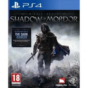 Middle Earth Shadow of Mordor - Ps4 Game price in Pakistan