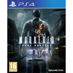 Murdered Soul Suspect - Ps4 Game price in Pakistan