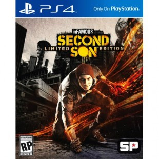 Infamous Second Son - Ps4 Game price in Pakistan