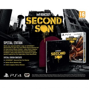 Infamous Second Son Special Edition - Ps4 Game price in Pakistan