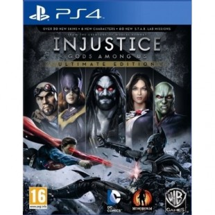 Injustice Gods Among Us - Ps4 Game price in Pakistan