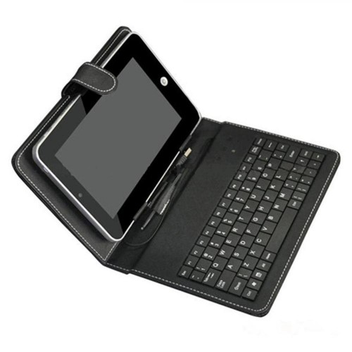 Intex 8 inch Leather USB Keyboard Case For Tablet price in ...