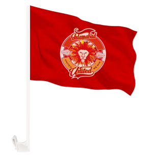 Islamabad United Flag - Pakistan Super League with Holder Clip  price in Pakistan