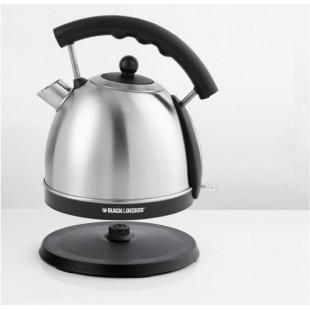 Black & Decker 220 Volt DK35 1.7L Stainless Steel Cordless Electric Dome Kettle price in Pakistan
