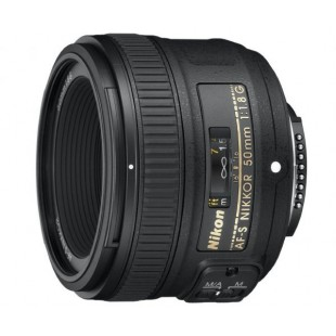 Nikon AF-S NIKKOR 50mm f/1.8G Lens for Nikon DLSR Cameras price in Pakistan