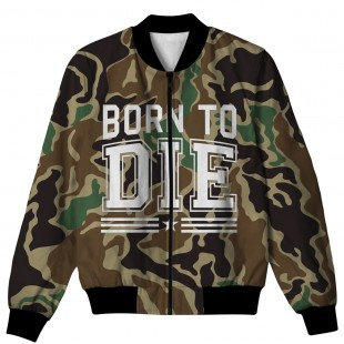 BORN TO DIE ALL OVER PRINTED JACKET AO-JACKET-61 price in Pakistan