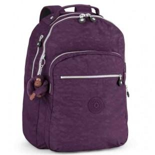 Kipling CLAS SEOUL Laptop Backpack Plum Purple price in Pakistan