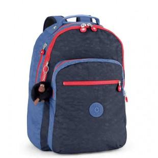 Kipling CLAS SEOUL Laptop Backpack Navy Blue Blk price in Pakistan