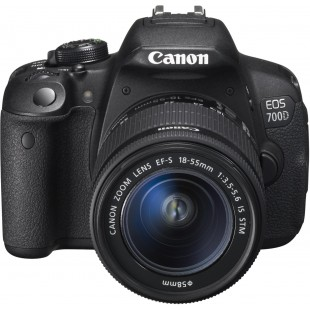 Canon 700D 18-55 (Pouch+Card) price in Pakistan