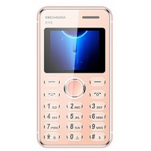 Credit Card Size Mobile Phone K116 Plus - Dual Sim