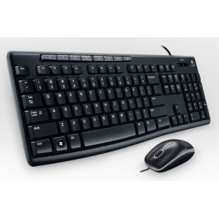 Logitech Media Combo Keyboard and Mouse (MK200) price in Pakistan