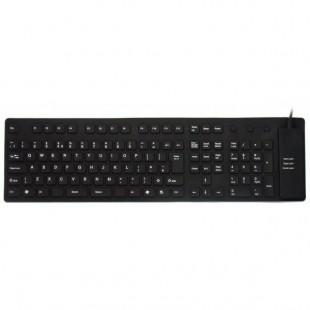 Keyboard Flexible WaterProof with numpad price in Pakistan