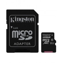 Kingston Micro SD Memory Card  128GB