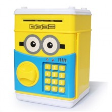 Money Saving Box With Number Password