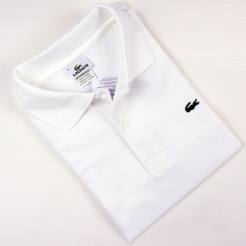 70023868d83 Lacoste Men s Short Sleeve Polo Shirts in White price in Pakistan ...