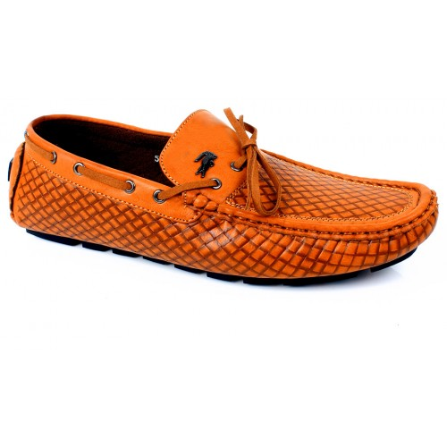 c2657308c Lacoste Pattern Brown Casual Loafers SYB-967 price in Pakistan at ...